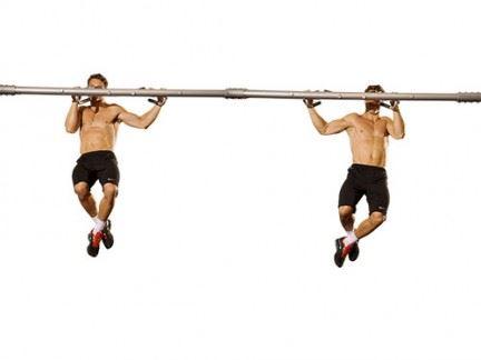 انواع حرکات با بارفیکس ورزشی ارزان