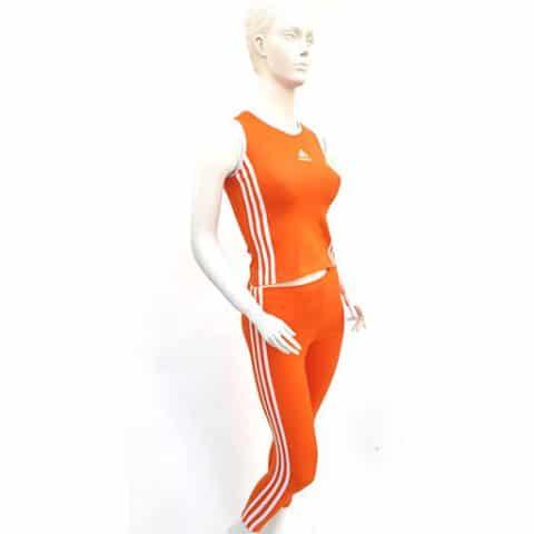 خرید و قیمت لباس یوگا نخی ورزشی ارزان