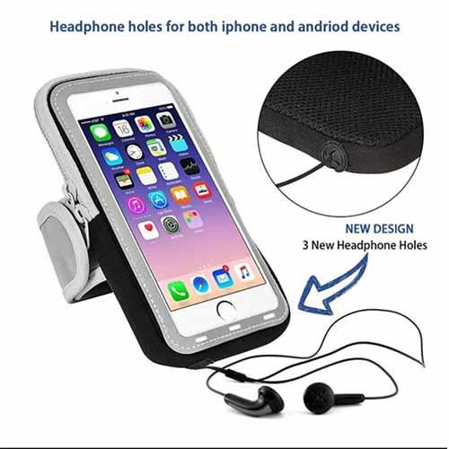 کیف-بازویی-تلقی-موبایل-دارای-محل-عبور-سیم-هدفون-مناسب-انواع-گوشی-سامسونگ-و-هواوی-و-آیفون