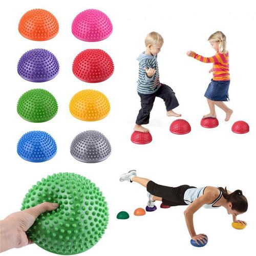 نیم-کره-تعادلی-یوگا-توپ-فیت-بال-یوگا-ماساژ-خرید-انواع-توپ-یوگا-ورزشی-ارزان